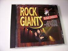 Black Sabbath  Rock Giants - CD genere: Stoner Rock, Doom Metal, Heavy Metal