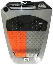 Quiksilver Jailhouse Traction Pad - Orange / Black / Grey - New