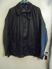 BARBOUR BEAUFORT WAXED SHOOTING JACKET SIZE C52 132CM