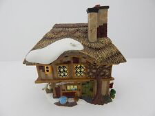 Dept 56 Dickens Village Frasier Family Farmhouse #58754 Has light cord
