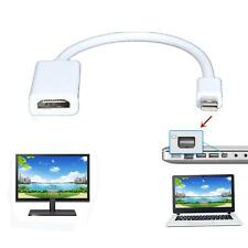 Mini HDMI HDTV Convertitore Video Cavo Adattatore Per Apple Macbook Pro Air iMac