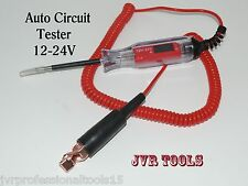 12 - 24 volts Electirc Voltmeter Auto Circuit Tester Electrical Test LCD Display