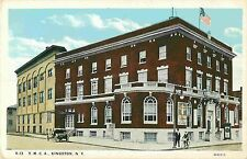 A View of the YMCA, Kingston NY