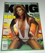 King magazine ( Kelis )