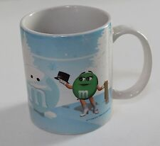 M&M Coffee Mug-Mars Corporation 2008
