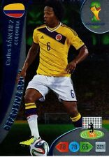ADRENALYN WORLD CUP 2014 Brasil SANCHEZ COLOMBIA DEFENSIVE ROCK