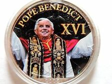 2005 Pope Benedict XVI United States Silver Eagle Commemorative Silver Coin