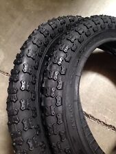 (2xtires&tubes) 14x2.125 Black Bicycle Tires BMX Cruiser