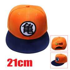 21cm Anime DRAGON BALL Z Goku Sun Hat Cap Trucker New Curved Cosplay Collection
