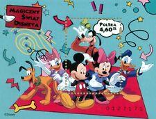 Polen Poland Block perforierter 2013 Die magische Welt von Disney + gratis