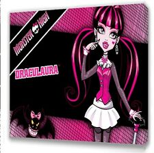 Monster High Draculaura  Kids bedroom canvas picture