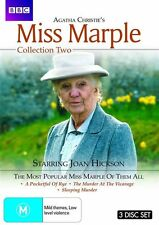 Agatha Christie's Miss Marple - Collection 2 -Stacy Dorning DVD NEW