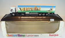 Herpa 1/87 PC 173742 IVECO Eurotech Sattelzug Werth-Holz OVP #6027