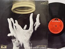 GOLDEN EARRING - Eight Miles High LP (RARE French Import w/Laminated Flip-Back)