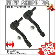 FRONT LEFT & RIGHT OUTER STEERING TIE ROD END KIT FX35 & FX45 2003 - 2008