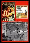 SUNDERLAND FC 1973 FA CUP FINAL GOAL IAN PORTERFIELD SIGNED (PRINTED) EXCLUSIVE