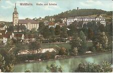 Waldheim, Sachsen, Tennis, Tennisplatz an der Zschopau, alte Ak von 1911