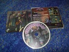 Oddworld - Abe´s Oddysee rare PC Version !!!!