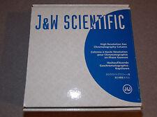 AGILENT J&W SCIENTIFIC GAS CHROMATOGRAPHY GC COLUMN CAT #125-1012 DB-1