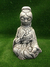 Oriental/Japanese Girl Garden Statue Ornament Latex Mould/Mold (ORIENTAL19L)