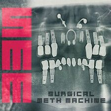 SMM surgical meth machine cd ( MINISTRY AL  Jourgensen PROJECT ( FREE SH)