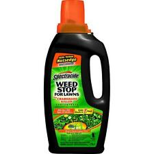 Spectracide Weed Stop Plus Crabgrass Killer Concentrate. 32oz