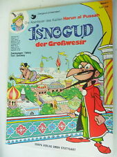 1 x Comic - Isnogud -Nr. 1 -  1. Auflage 1974 - Softcover - Ehapa -Z. sehr gut
