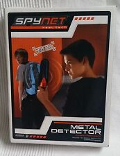 Bambini Spy Net di Metal Detector dispositivo Nascosta Metallo Treasure Finder NUOVO