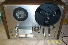 AKAI GX-4000D REEL TO REEL TAPE PLAY
