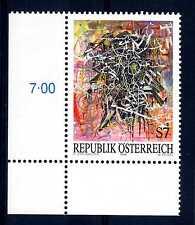 AUSTRIA - 1998 -  Arte moderna in Austria. E4502