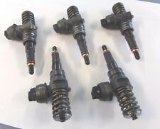 5 X VW TRANSPORTER 2.5L TDI Reconditioned Bosch Injector 07Z130073N. FULL SET