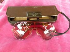 VINTAGE BAUSCH AND LOMB RAY BAN WINGS CLASSIC PINK