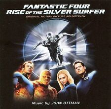 Fantastic Four: Rise of the Silver Surfer [Original Motion Picture Sndtk) CD NEW