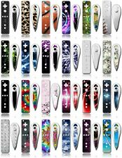 Choose Any 3 Vinyl Skins for Wii Remote and Nunchuck Controller - Free Shipping!