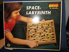 Brio Space Labyrinth From Sweden