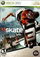 Skate 3 (Microsoft Xbox Game 360, 2010) PAL region