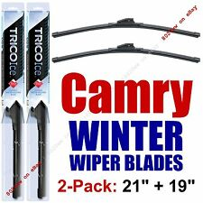 1992-2001 Toyota Camry WINTER Wiper Blades 2-Pack Wipers Snow/Ice - 35210/35190