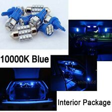 Blue LED Interior 17PCS Light Package Kit for Chrysler 300 300C 2011 2014