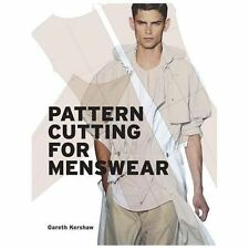 PATTERNMAKING FOR MENSWEAR (9781780670164) - GARETH KERSHAW (PAPERBACK) NEW