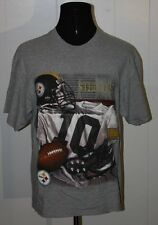 CSA 1998 Pittsburgh Steelers #10 Kordell Stewart Tee Shirt L