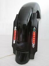 """BAGGER 4"""" REPLACEMENT SUMMIT REAR FENDER 4 HARLEY TOURING ROAD KING STREET w LED"""