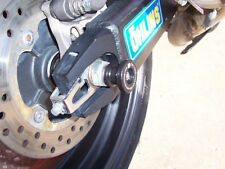 R&G Racing Rear Wheel Spindle Sliders Protectors to fit Honda CBR 600 F 99-06