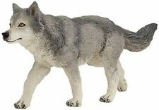 GREY WOLF Replica # 53012 ~ FREE SHIP/USA w/ $25.+ Papo Products