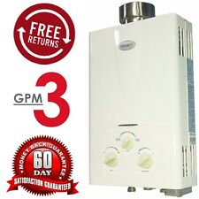 Marey Tankless Hot Water Heater Propane Gas GA10 LPG 3.1 GPM
