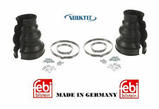 (PAIR) FEBI GERMAN VW Volkswagen Beetle Bug Early Swing Axle Boots 111598021A