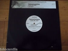 "TIEKASADDA - LOVE OR LUST 12"" RECORD / VINYL - NAKED GROOVE RECORDS - NKG 1202"