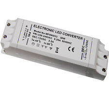 1 x 50W LED Driver Transformer for LED Lighting 12v