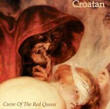 Croatan CD Curse of the Red Queen sealed new 2001 Man's Ruin noise stoner rock