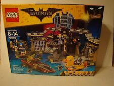LEGO Batman Movie Batcave Break-in 70909 New Sealed
