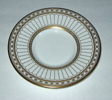 WEDGWOOD Gold COLONNADE  1 DEMI TASSE SAUCER - made in ENGLAND